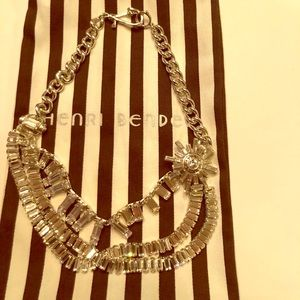 Choker necklace from Henri Bendel
